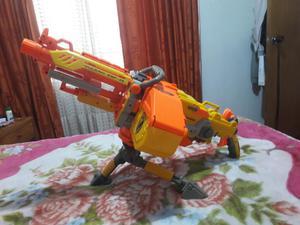 Ametralladora Nerf Vulcan Ebf25