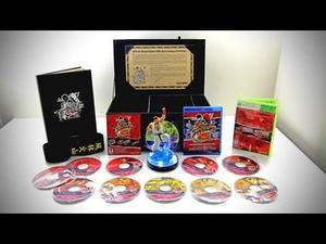 Edición Coleccion, Super Street Figther 25 Aniversario,xbox