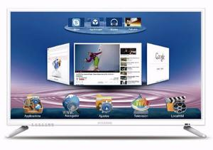 Televisor Smart Tv Hyundai 32 Hyled  Soporte Pared