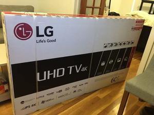 Tv Lg 4k De 60 Pulgadas Nuevo