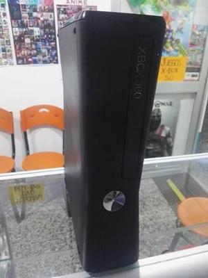 Xbox 360 Slim Programada Un Control, Cables Y Hdmi Nuevos!!!