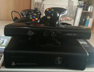 Xbox 360 Super Slim Con Kinect