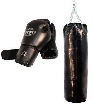 Heavy Duty Pro Guantes De Boxeo Y Pro Huge Punching
