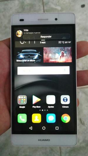 Huawei P8 Lite, Vendo O Cambio