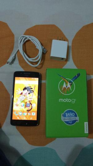 Moto G5 Como Nuevo