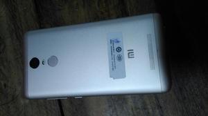 Se Vende Xiaomi Note 3 Dorado con Huella