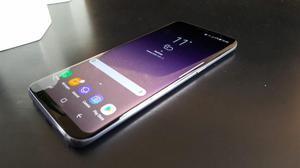 Teléfono celular Samsung Galaxy S8 plus