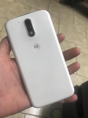 Vendo Moto G 4 Plus Como Nuevo