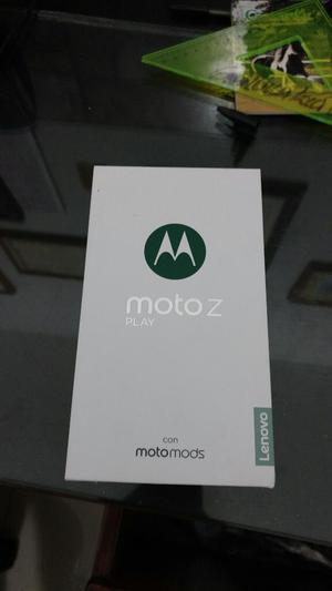 Vendo Moto Z Play Pocos Meses de Uso