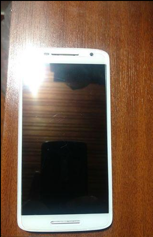 Vendo o Cambio Moto x Play con Factura