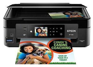 Impresora Multifunción De Inyección De Tinta Epson
