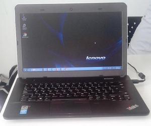 Lenovo thinkpad e440 Intel core i3 4 generacion 2.40ghz Ram