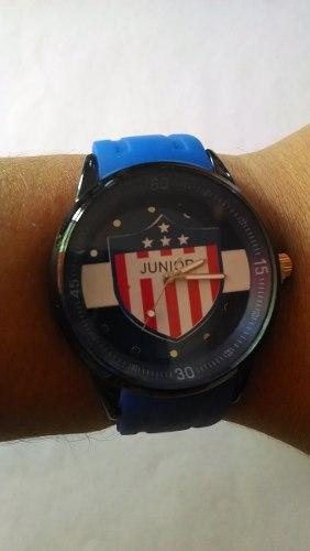 Reloj Futbol Unisex Equipo,junior,santafe,nacional