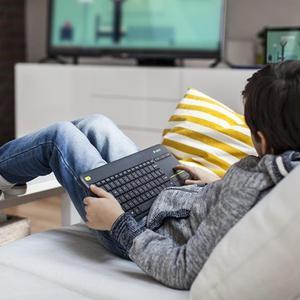 Teclado Smart Tv Inalámbrico