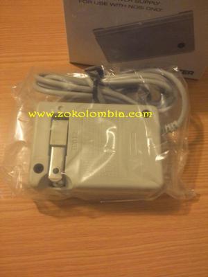 Adaptador de energía para Nintendo DSi NUEVO.