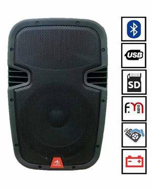 Cabina Parlante Sonido Recargable 10 Bluetooth Usb Control
