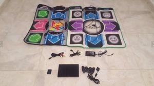Consola Ps2 1 Control 1 Memory Card 2 Tapetes De Baile