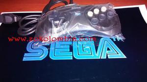 Control para Sega Genesis 6 BOTONES NUEVO
