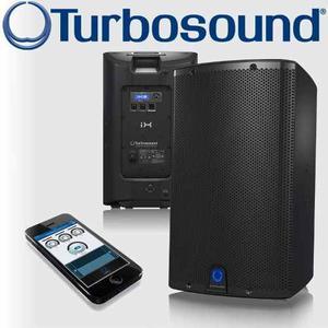 Excelente Cabina Activa Turbosound w Con Bluetooth