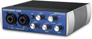 Interfaz De Audio Presonus | Audiobox Usb