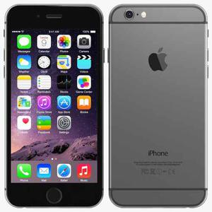 Iphone 6s Plus Gray Black 16gb Cam 12mp Refurbish Se Huellas