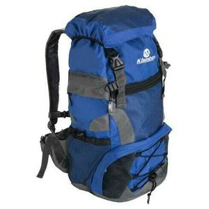 Morral Maleta Camping Klimber Azul 55 Lt