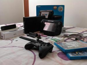 Nintendo Wii U Programada Negociable