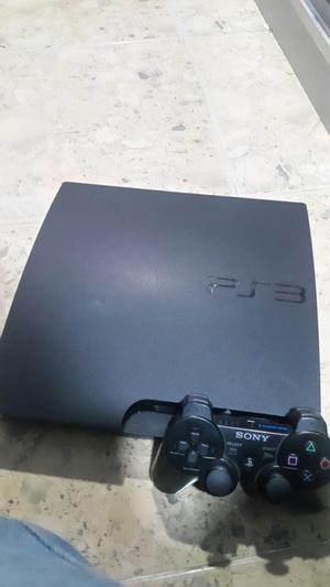 PS3 PLAYSTATION 3 SLIM DE 160GB CONTROL