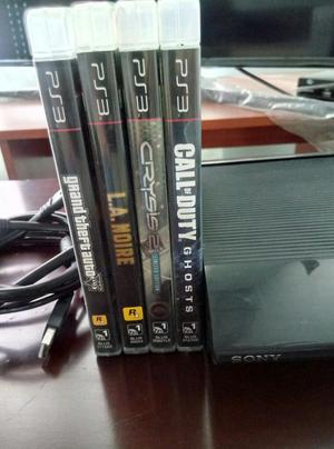 Playstation 3 Super Slim 320 Gb