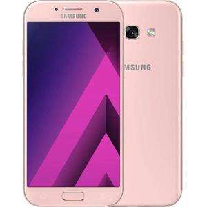Samsung Galaxy A Rosa 32gb Cam 16mp Ram 3gb L. Huellas