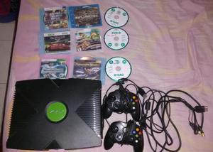 Vendo Xbox Clásico