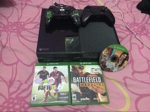 Xbox One 2 Controles 3 Juegos
