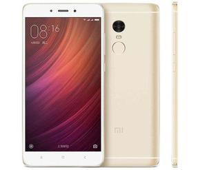 Xiaomi Redmi Note 4 Dorado 32gb Ram 3gb Cam 13mp Lec Huellas