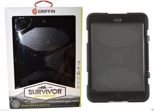 Forro Survivor Ipad Mini 1, 2 3 Griffin Gratis Obsequio