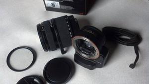 Lente Sony mm F3,5 Montura E. Sony Nex - Vg