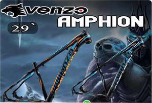 Marco Mtb Aluminio Venzo Amphion Rin 29