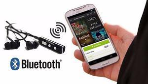 Remate Manos Libres Bluetooth Hp887 Audifonos Celulares
