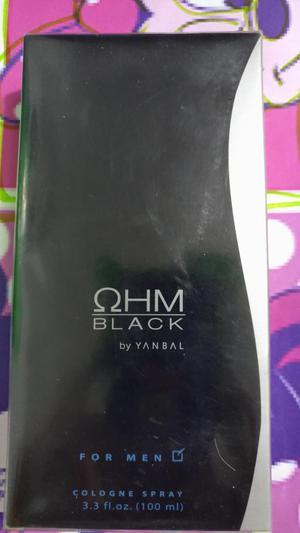perfume ohm black....