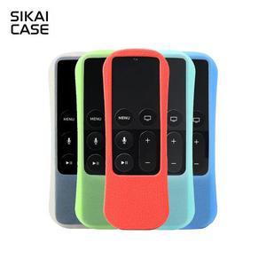 Funda En Silicona Para Control Apple Tv 4 Sikai