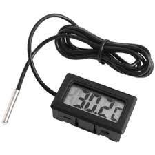 Termometro Digital Con Termocupla De 90 Cms,