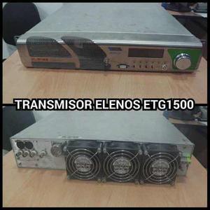 Transmisor Elenos Etg$), Pareja De Enlace Omb M