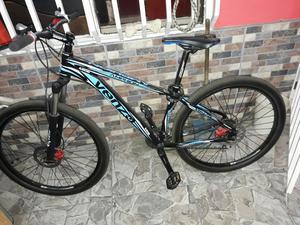 Vendo Bicicleta Venzo Como Nueva