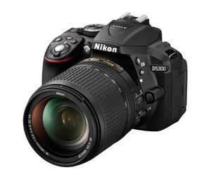 Camara Nikon D Kit  Vr+sd 32gb 633x Lexar