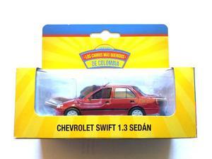 Carro Chevrolet Swift 1.3 Sedán A Escala