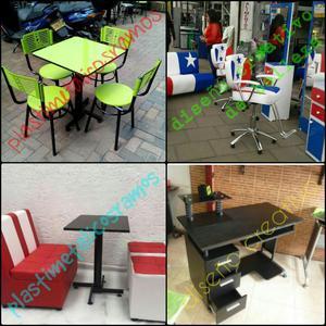 Somos fabricantes de sillas mesas butacos puff posot class for Fabricantes sillas peru