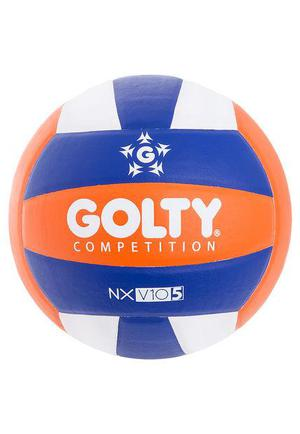 BALON GOLTY COMPETITION VOLEY NXV105