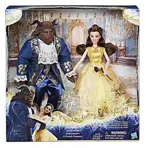 Disney Belleza Y La Bestia Juego De Muñeca