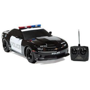 Juguete Coche Xstreet Camaro Policía  Rtr Rc Eléctrico