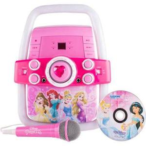 Juguete Karaoke Niña Princess Flashing Bar