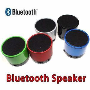 Mini Speaker Parlante Bluetooth Microsd Usb Radiofm